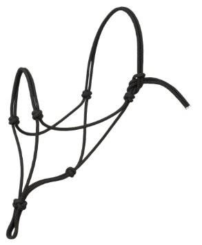 Csomózott kötőfék 6mm-es kötél
