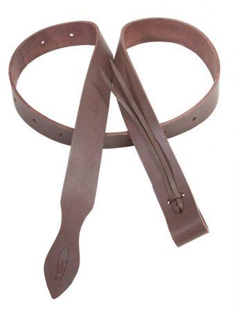 Tie strap latigo extra finom bőrből