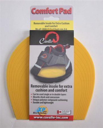 Comfort pad (kényelmi betét egészséges és rehabos patához, 5mm)