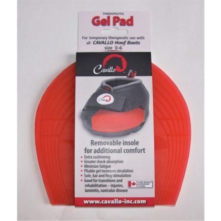 Gel pad (gél betét rehabilitációhoz és patabetegségekhez)