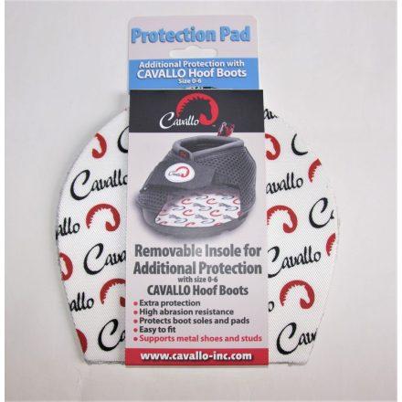 Protection pad (kevlárszálas védőbetét patkós cipőzéshez)