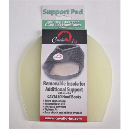 Support pad (gél betét egészséges patához nagy megterheléshez)