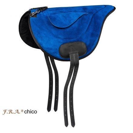 FRA Chico kék bőr patrac