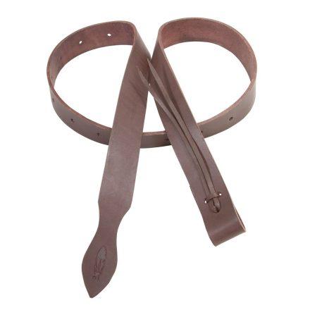 BF Tie strap latigo extra finom bőrből