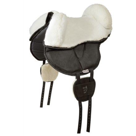 BF Ride on Pad patrac báránygyapjú ülés